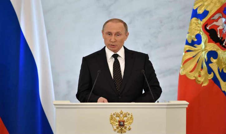 Avion russe abattu: Vladimir Poutine déclare: les Turcs «vont regretter ce qu'ils ont fait»