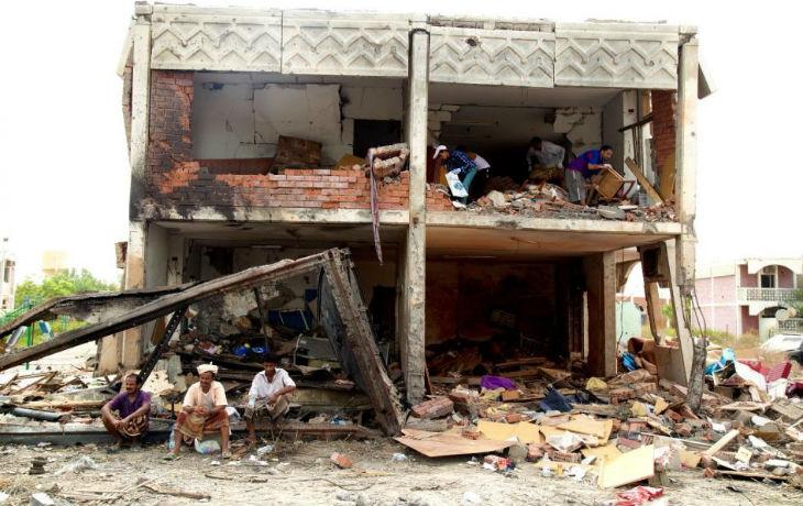 Yemen: les frappes aériennes de l'Arabie Saoudite ont fait prèsde 3000morts civils sans la moindre indignation ni manifestation en Europe…