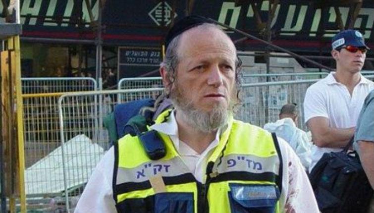 Soigner les terroristes en premier ? Le directeur de ZAKA « Il est inconcevable de soigner un terroriste gravement blessé avant sa victime un peu moins gravement blessé ! »