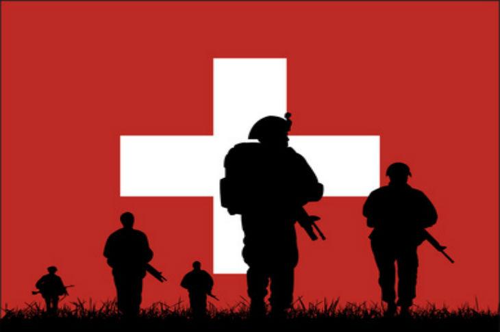 Suisse : Pratiquer un islam radical est un motif d'exclusion de l'armée, 4 musulmans ont déjà été exclus