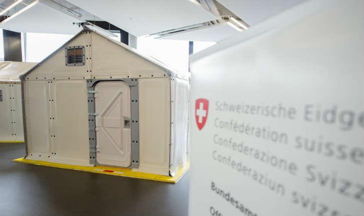Migrants: la ville de Zurich renonce aux cabanes d'Ikea affirmant qu'elles sont inflammables
