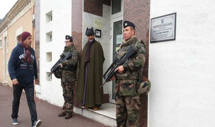 Cenon (33) : des militaires pour protéger la mosquée
