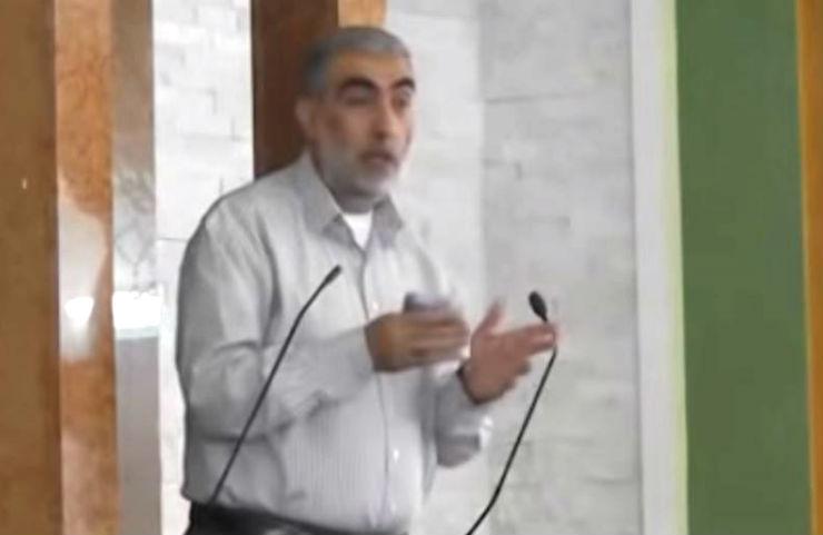 Sermon du chef du Mouvement islamique palestinien sur les attentats de Paris : » C'est l'Occident qui produit des guerres de religion. Chaque musulman résidant parmi vous est devenu une cible. Que sont 120 morts ?»