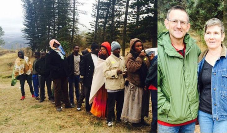Afrique du Sud : Un couple chassé de sa ferme et menacé de mort par les migrants qu'ils ont accueillis