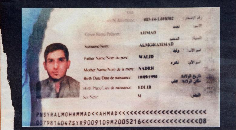 Allemagne : La police perd la trace de réfugiés avec des faux passeports similaires à ceux des terroristes des attentats de Paris