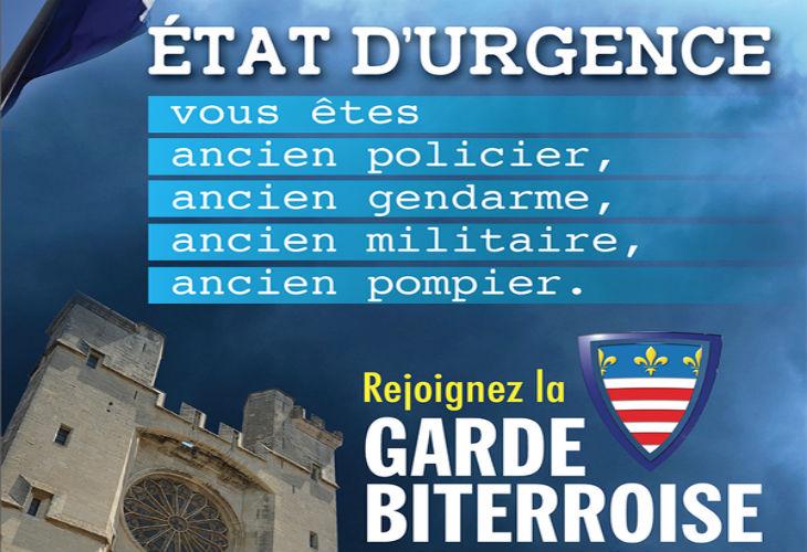 Béziers: Ménard crée une «garde biterroise» avec d'anciens gendarmes et policiers