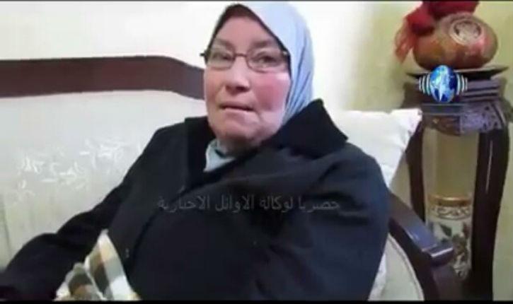[Vidéo] Mère d'un terroriste palestinien abattu : «C'est le plus beau jour de ma vie»