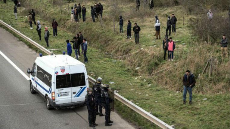 Calais : les migrants sont déjà de retour