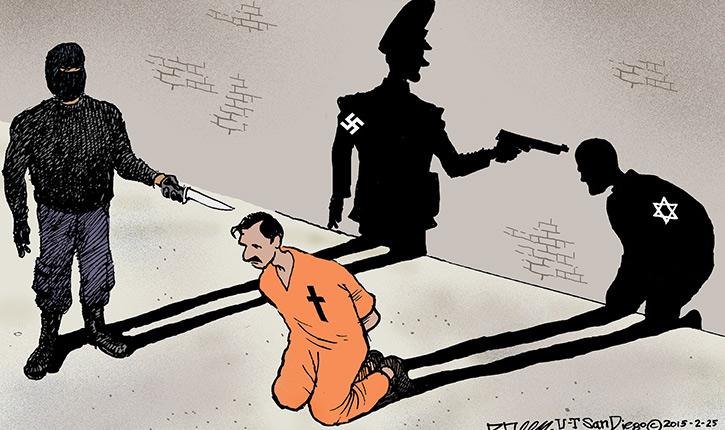 « Nous sommes devenus les nouveaux nazis » déclare un observateur arabe