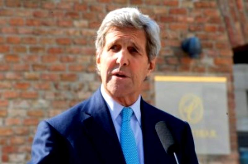 L'Etat islamique recule et a perdu 600 djihadistes ces trois dernières semaines en Syrie selon Kerry