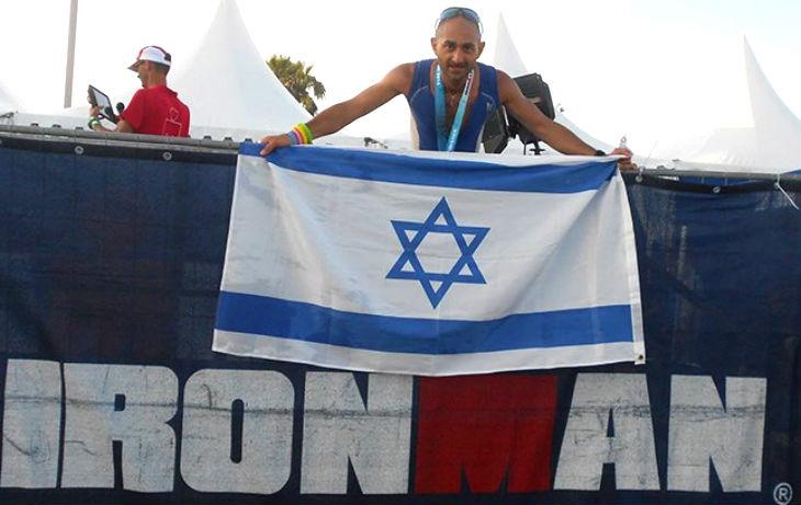 Un nouveau migrant de France dort à l'extérieur d'une base: « Je veux faire l'armée, je suis juif, je suis sioniste »