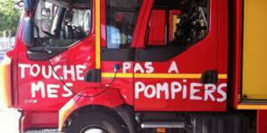 France : Une guerre ouverte contre les Pompiers et la Police a bien lieu. Comme d'habitude, les politiciens minimisent la violence urbaine croissante