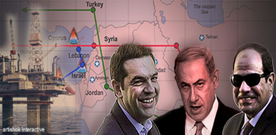 Le projet pharaonique de Netanyahou: Unir l'Egypte, la Grèce et Israël pour exporter le gaz en Europe