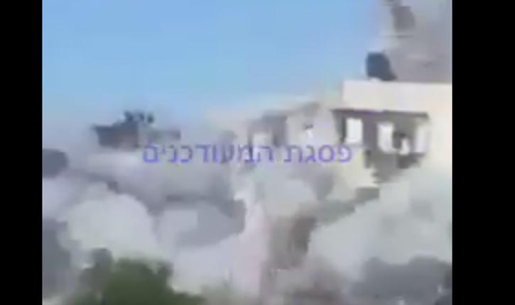 [Vidéo] La frappe israelienne qui anéantit Samir Kuntar