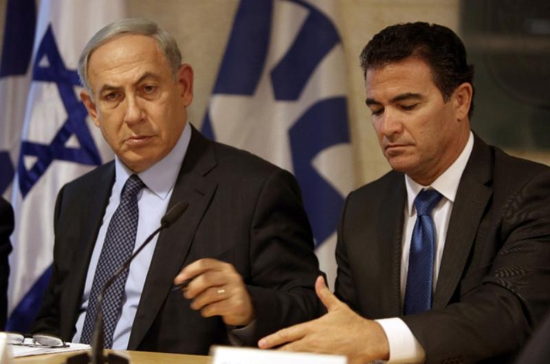 « Le Mannequin » nouveau Patron du Mossad.