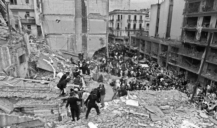 L'Argentine reconnaît la responsabilité de l'Iran dans l'attentat contre un centre communautaire juif à Buenos Aires en 1994