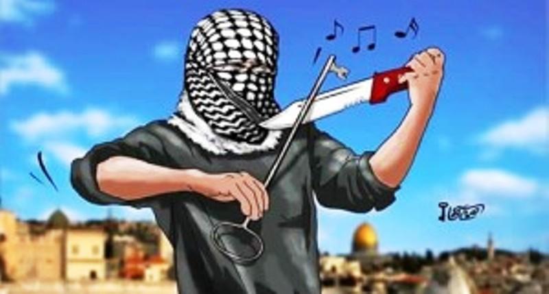 Les enseignants de l'UNRWA persistent à inciter les jeunes 'palestiniens' à la violence contre les israéliens dans les medias sociaux.