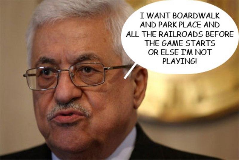 Journalistes ou propagandistes israéliens au service de Mahmoud Abbas ?