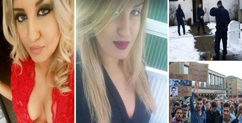 Suède : Un migrant de 15 ans poignarde à mort une jeune femme travaillant dans un centre d'accueil