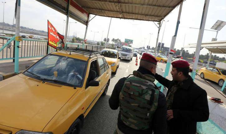 Irak: Trois Américains ont été enlevés à Bagdad par des miliciens dans une maison de prostitution