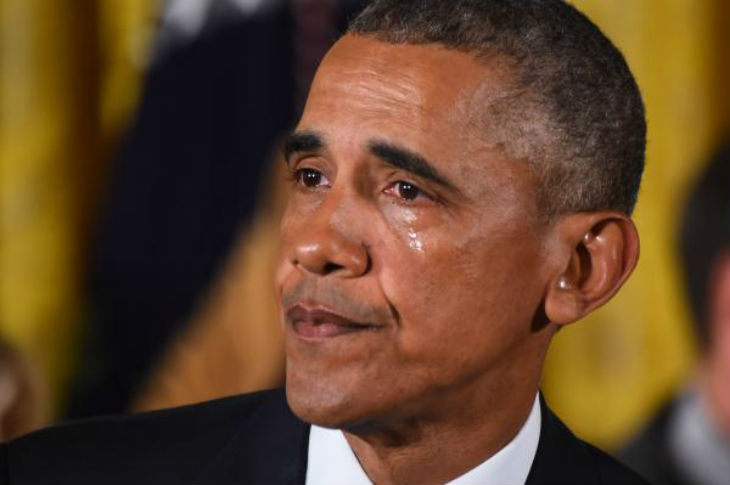 Bob Dylan boycott Barack Obama