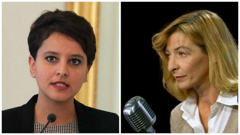 L'islamiste de Barakacity à Canal + : Céline Pina dénonce l'absence de réaction de la ministre de l'éducation nationale Najat Vallaud-Belkacem