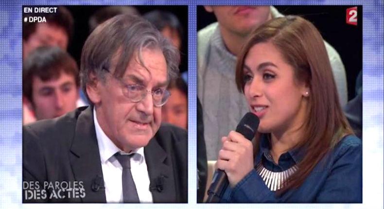 Une activiste islamiste avait attaqué Finkielkraut dans l'émission DPDA : le CSA épingle France 2 et David Pujadas