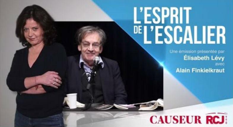 [Vidéo] Alain Finkielkraut trouve «grotesque» la plainte déposée contre Eric Zemmour pour apologie du terrorisme