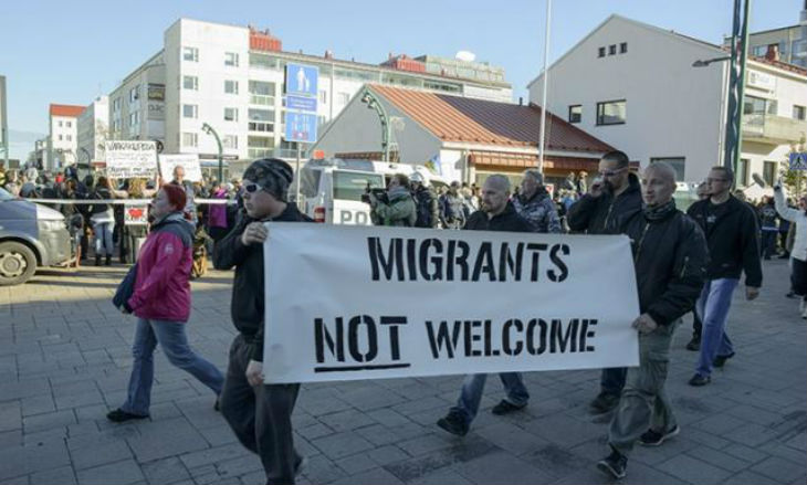 Finlande : des patrouilles d'autodéfense contre «les intrus islamiques». Niveau « inquiétant et inhabituel » de harcèlement sexuel le soir du Nouvel An