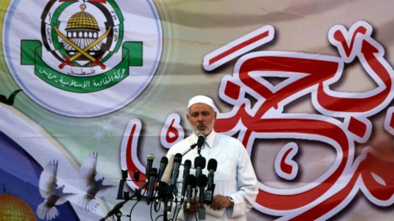 Le chef du Hamas «Nous creusons des tunnels pour libérer Jérusalem et nous faisons des essais de tirs de missiles dans l'Ouest»
