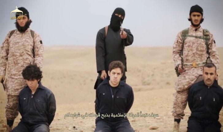 L'État islamique dans une nouvelle vidéo menace la Grande-Bretagne : «Nous envahirons votre territoire»