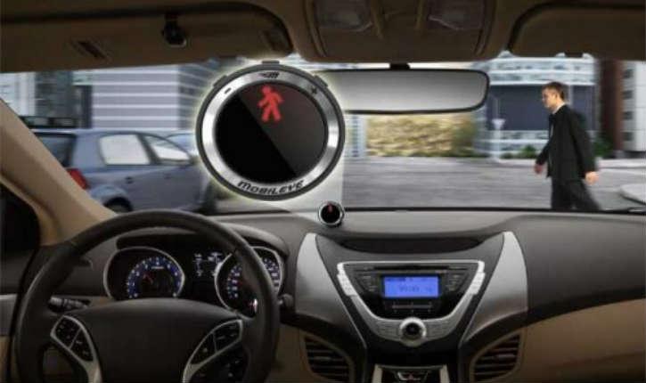 La firme israélienne Mobileye, pionnier de la future voiture sans conducteur