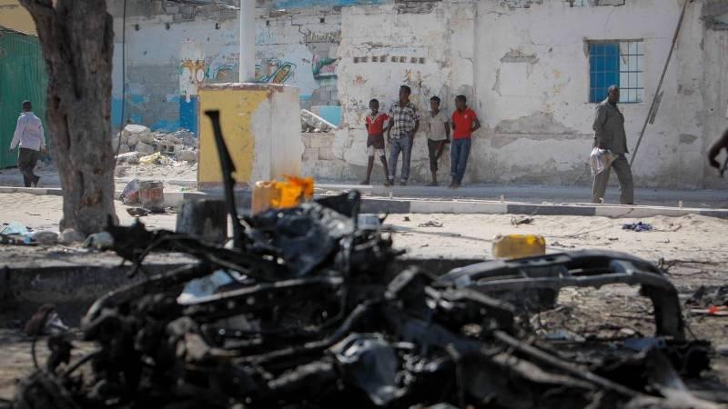 Somalie: un kamikaze se fait exploser dans un restaurant de Mogadiscio, trois blessés