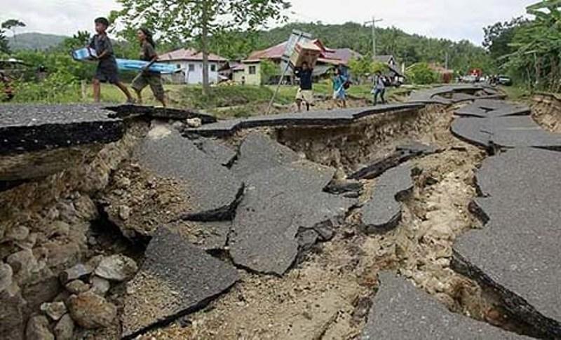 La communauté juive Bnei Menashe de Manipour, durement touchée par le tremblement de terre qui  a affecté le nord-est de l'Inde.