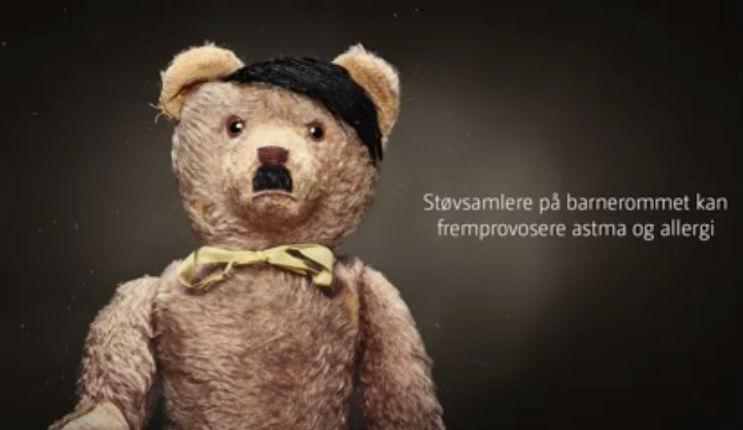 Norvège: Des peluches à l'effigie d'Hitler, de Kadhafi et de Kim Jong-un utilisées contre l'asthme et les allergies