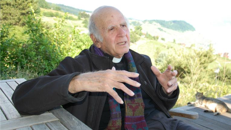 Le père Henri Boulad: À propos de la vague de réfugiés en Europe…