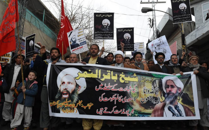 Graves tensions sans précédent entre l'Arabie saoudite et l'Iran après l'exécution du religieux chiite Nimr Al-Nimra