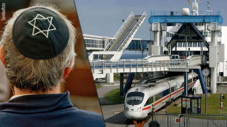 Attaque antisémite en Allemagne : Deux réfugiés musulmans attaquent un français Juif dans un terminal de ferry