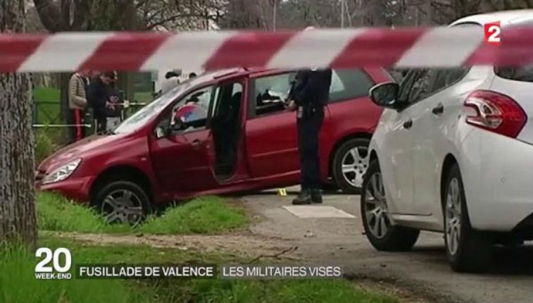 Attentat à Valence: Pas «d'action terroriste» selon le parquet… Pourtant le musulman voulait tuer des soldats en criant «Allah Akbar» et regardait des vidéos de l'Etat islamique…