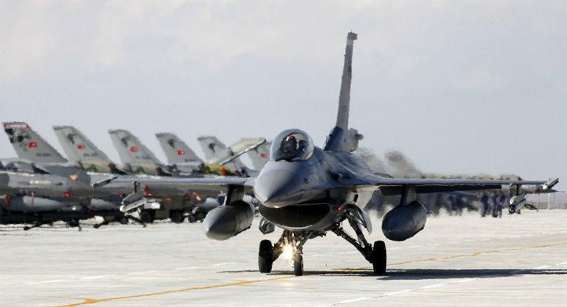 La Turquie ordonne à son aviation d'»être prête à tout» y compris à une riposte immédiate