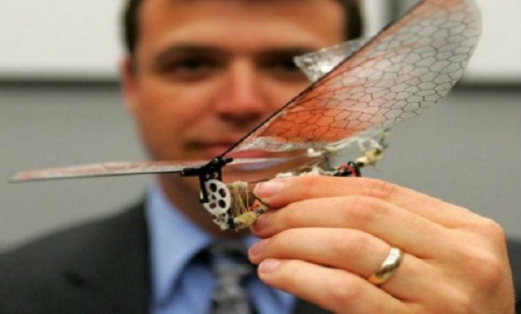 Israël:  Des drones-papillons, derniers jouets d'une guerre high-tech, utilisés à des fins d'infiltration et de renseignement