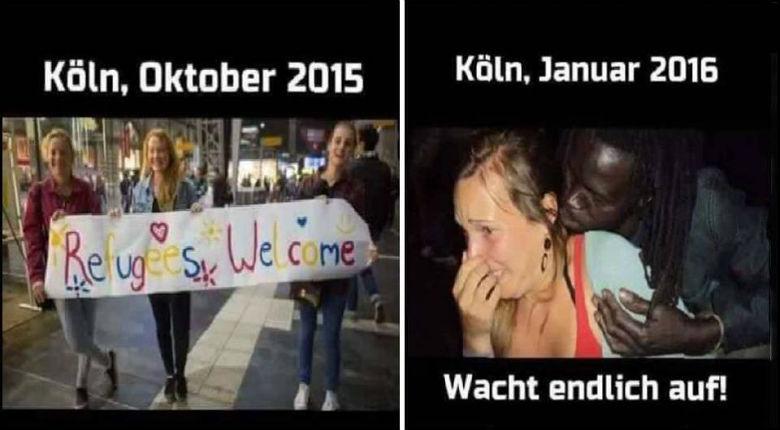 Agressions sexuelles de Cologne : quand Clémentine Autain pulvérise le record de… l'infâme et l'ignoble