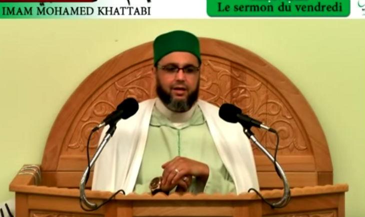 L'imam de Montpellier » Pour les musulmans, le Coran est notre constitution, notre hymne, pas la Marseillaise «