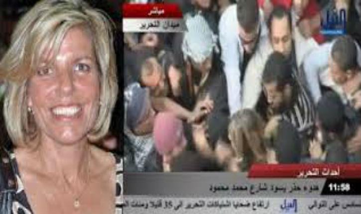 La journaliste de France 3 Caroline Sinz violée en Egypte et censurée » J'ai cru que j'allais mourir»