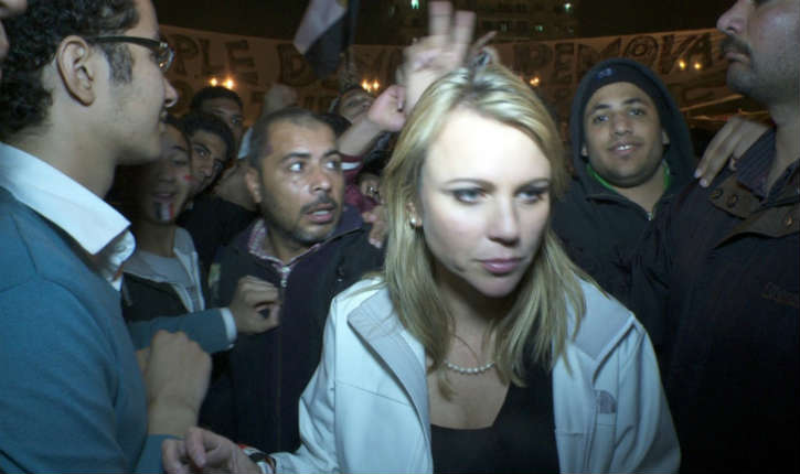 [Vidéo] la journaliste américaine Lara Logan raconte son viol en Egypte en 2011