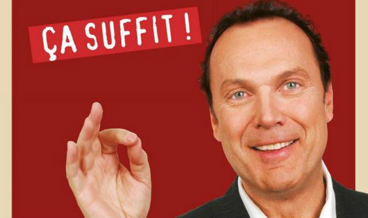 Julien Lepers victime du racisme anti-blanc de la présidente de France Télévision ?