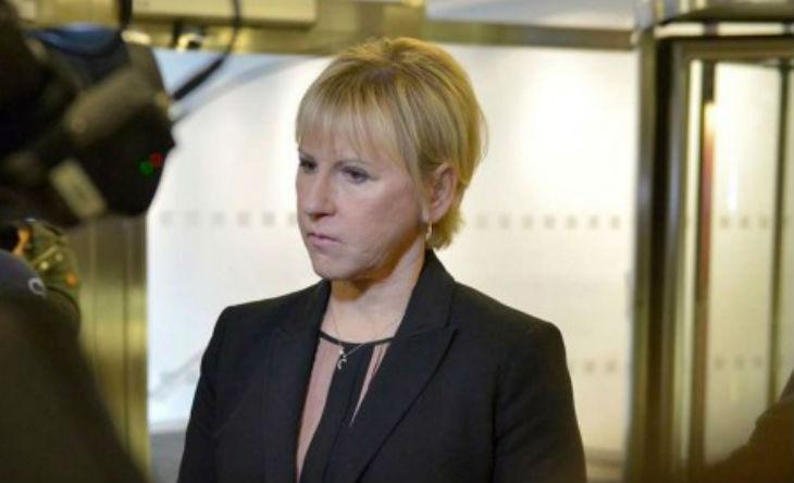 Suède: La ministre suédoise anti-israélienne Margot Wallström est-elle convertie à l'islam ?