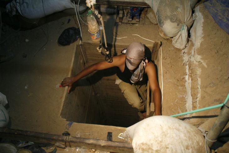 Le Hamas aux abois supplie l'Egypte de cesser de détruire ses tunnels