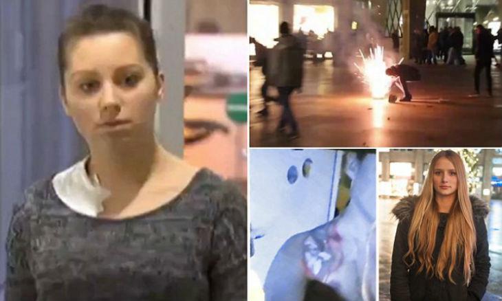 Témoignage terrifiant d'une victime de Cologne «Ils trainaient les femmes par les jambes, ils leur retiraient leur culotte. J'ai senti un doigt dans chaque orifice de mon corps»