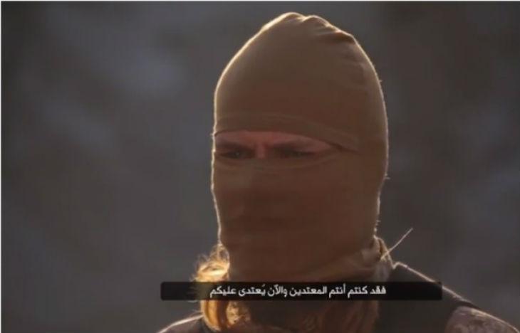 Un djihadiste francophone dans une vidéo de l'Etat Islamique menace la France et «les mécréants»